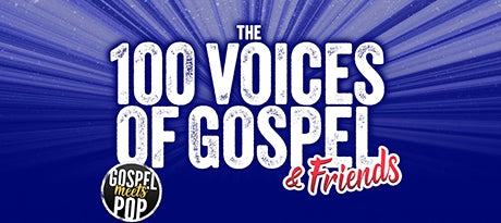 More Info for The 100 Voices of Gospel