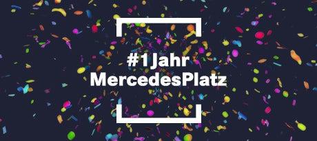 More Info for Der Mercedes Platz feiert Geburtstag