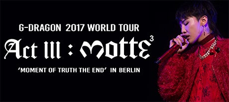 G-Dragon Berlin