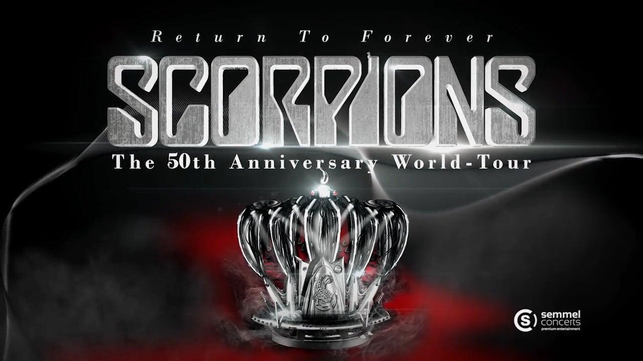 Scorpions Tour Klaus Meine