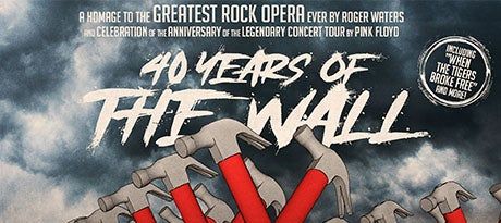 More Info for 40 Years of The Wall - Live in Concert