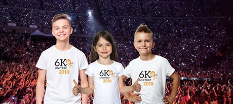 More Info for 6K UNITED! Live 2019