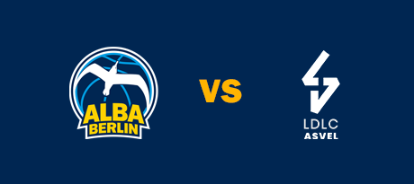 More Info for Euroleague: ALBA BERLIN - Asvel Villeurbanne
