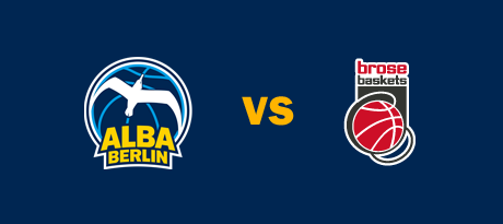 More Info for Public Viewing Pokalfinale: Brose Bamberg - ALBA BERLIN