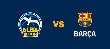 More Info for Euroleague: ALBA BERLIN - FC Barcelona