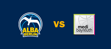 More Info for To be postponed: ALBA BERLIN - medi Bayreuth