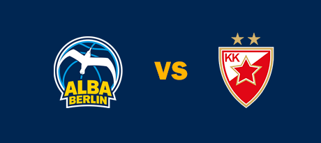 More Info for Euroleague: ALBA BERLIN - Roter Stern Belgrad