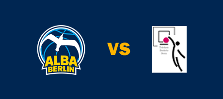 More Info for Without spectators: ALBA BERLIN - Telekom Baskets Bonn