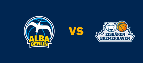 More Info for ALBA BERLIN - Eisbären Bremerhaven