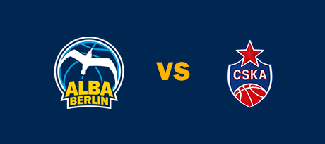 More Info for Euroleague: ALBA BERLIN - CSKA Moskau