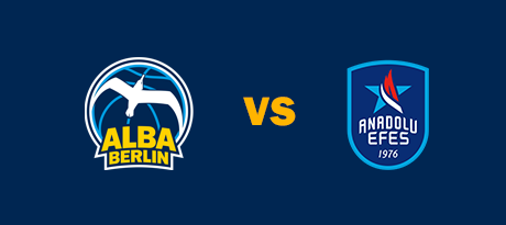 More Info for Euroleague: ALBA BERLIN - Anadolou Efes Istanbul