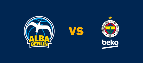 More Info for Euroleague: ALBA BERLIN - Fenerbahce Istanbul
