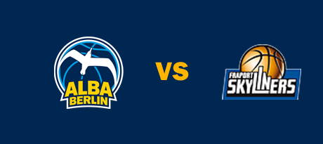 More Info for ALBA BERLIN - FRAPORT SKYLINERS