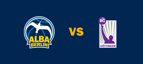 More Info for ALBA BERLIN - BG Göttingen