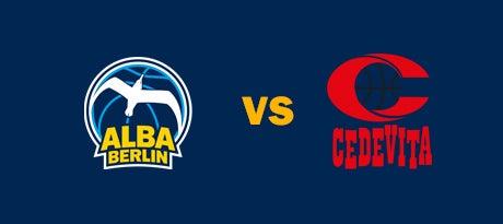 More Info for Eurocup: ALBA BERLIN - Cedevita Zagreb