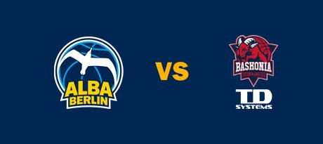 More Info for Euroleague: ALBA BERLIN - TD Systems Baskonia Vitoria-Gasteiz
