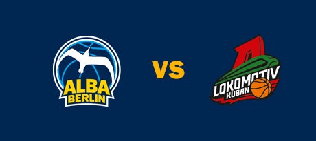 More Info for Eurocup: ALBA BERLIN - Lokomotiv Kuban