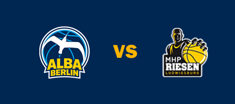 More Info for To be postponed: ALBA BERLIN - MHP Riesen Ludwigsburg