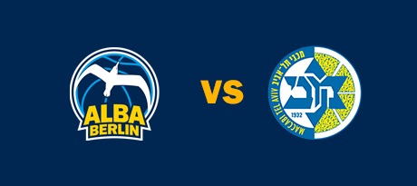 More Info for Euroleague: ALBA BERLIN - Maccabi Tel Aviv