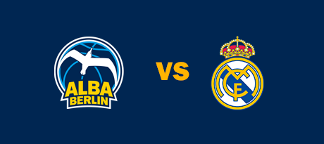 More Info for Euroleague: ALBA BERLIN - Real Madrid