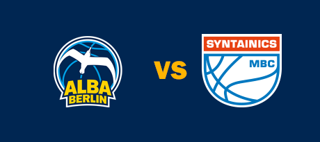 More Info for ALBA BERLIN - Syntainics MBC