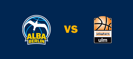 More Info for New date: ALBA BERLIN - ratiopharm Ulm