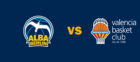 More Info for Euroleague: ALBA BERLIN - Valencia Basket