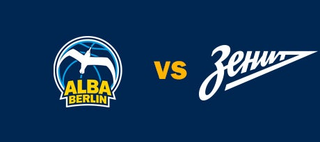 More Info for Euroleague: ALBA BERLIN - Zenit St. Petersburg