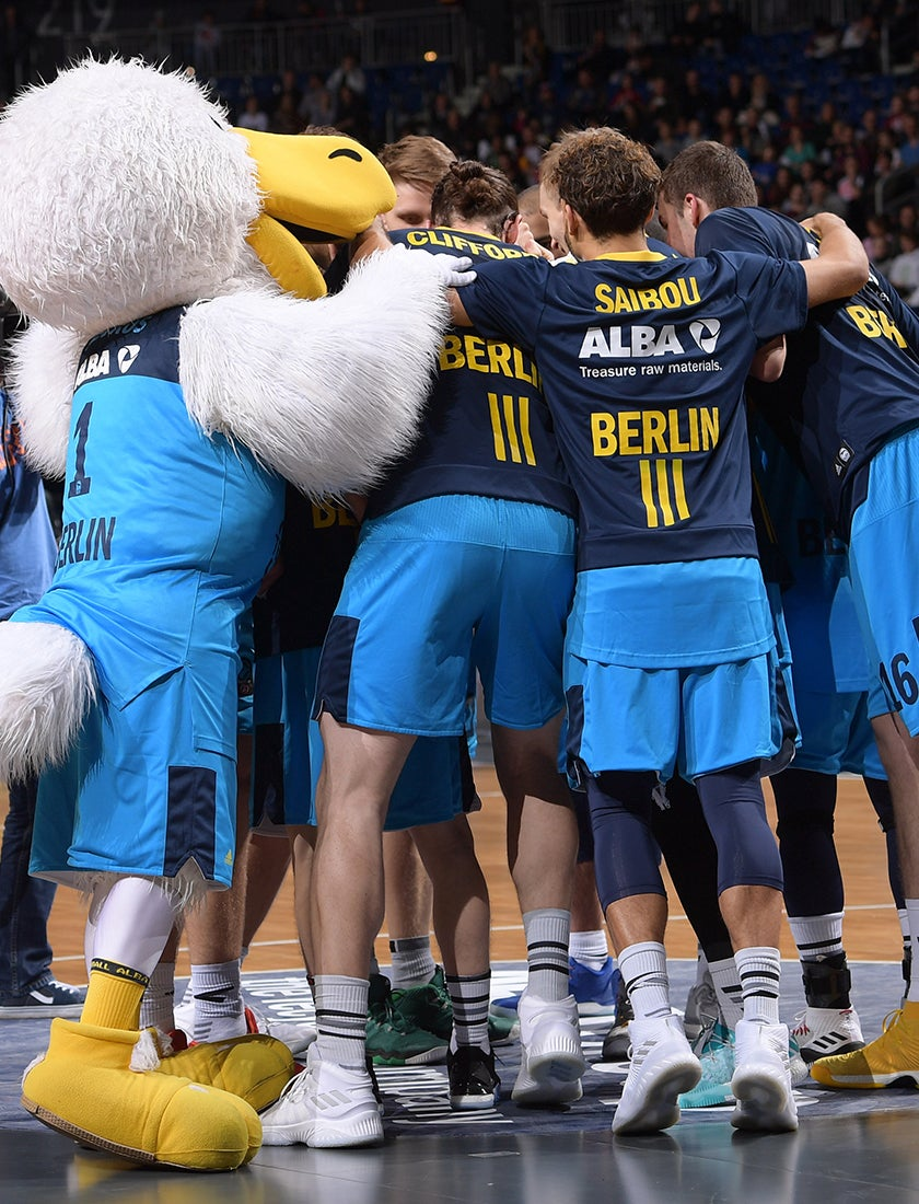 More Info for Euroleague: ALBA BERLIN - Zalgiris Kaunas