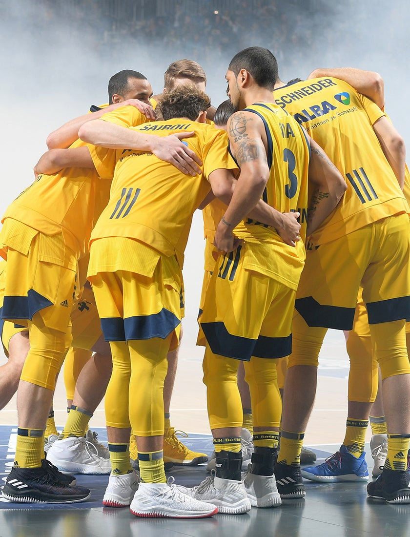 More Info for Pokal: ALBA BERLIN - Syntainics MBC