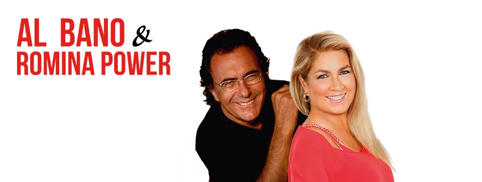Al bano romina power mercedes benz arena berlin for Al bano und romina