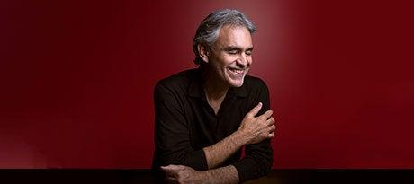 More Info for Neuer Termin: Andrea Bocelli