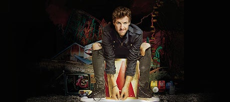 More Info for Luke Mockridge