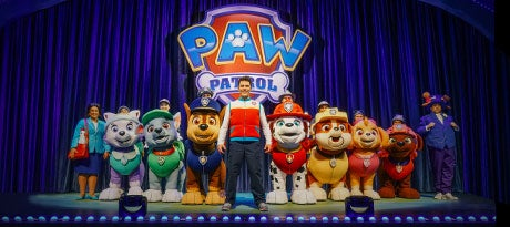 "More Info for New date: PAW Patrol Live! ""Das große Rennen"""