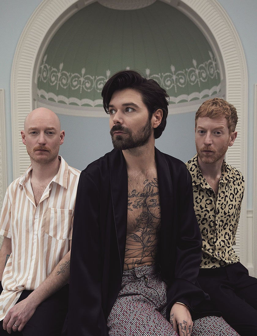 More Info for Verlegt: Biffy Clyro