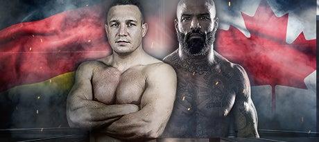 More Info for Petko's Fight Night