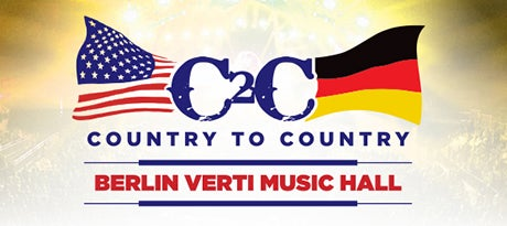 More Info for C2C: Country To Country