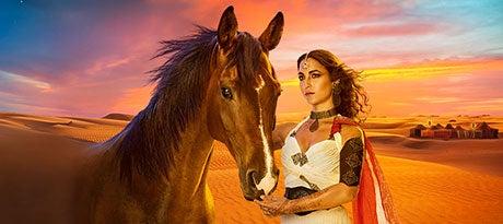 More Info for CAVALLUNA - Legende der Wüste
