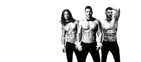 More Info for Chippendales