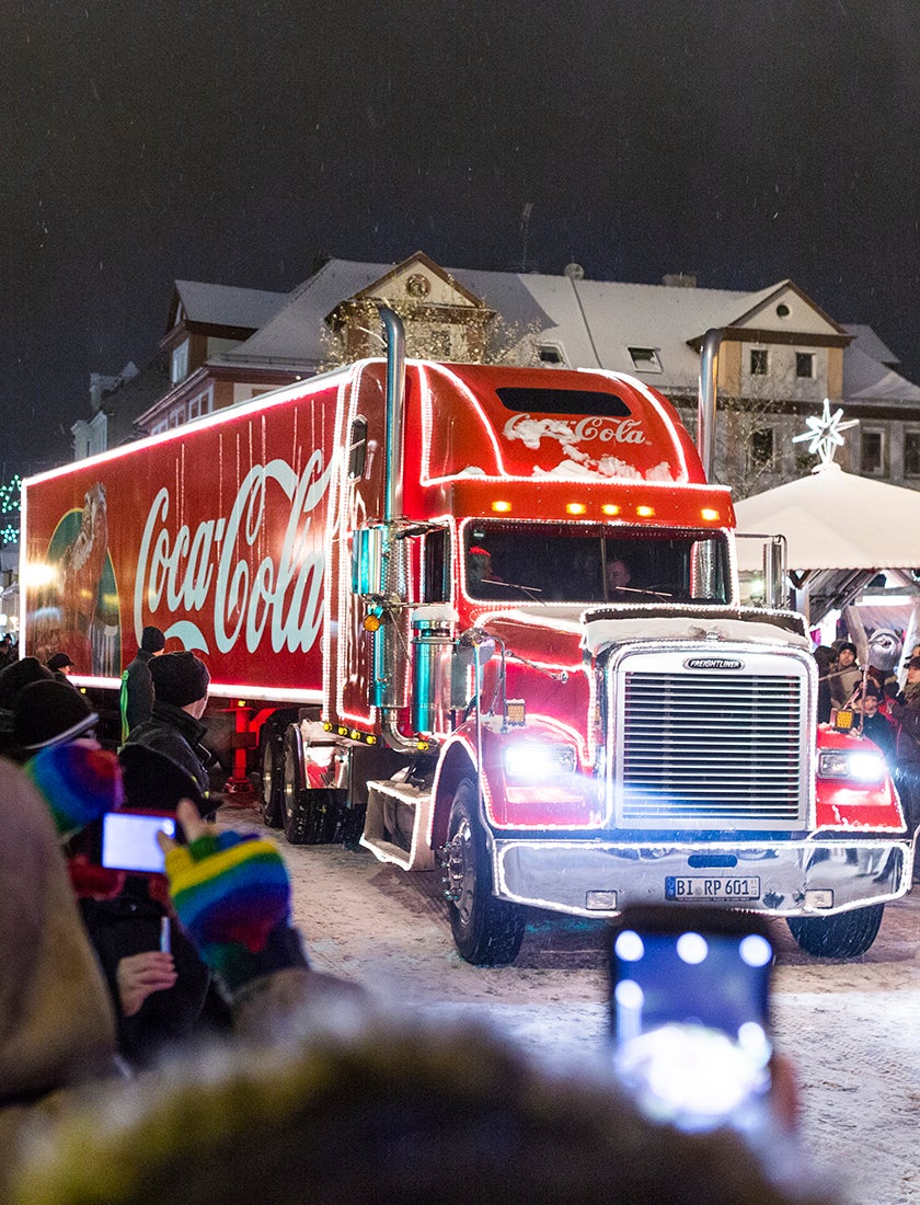 More Info for Coca-Cola Weihnachtstour 2019