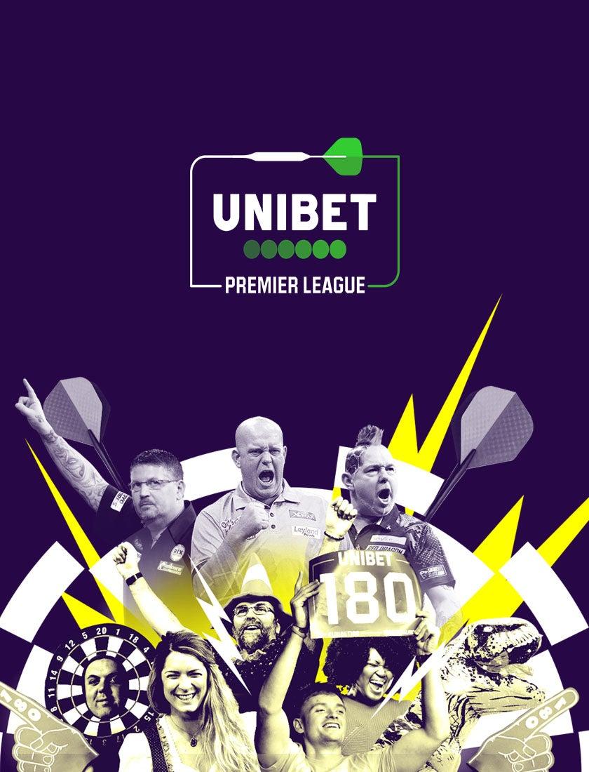 More Info for New Date: 2020 Unibet Premier League Darts