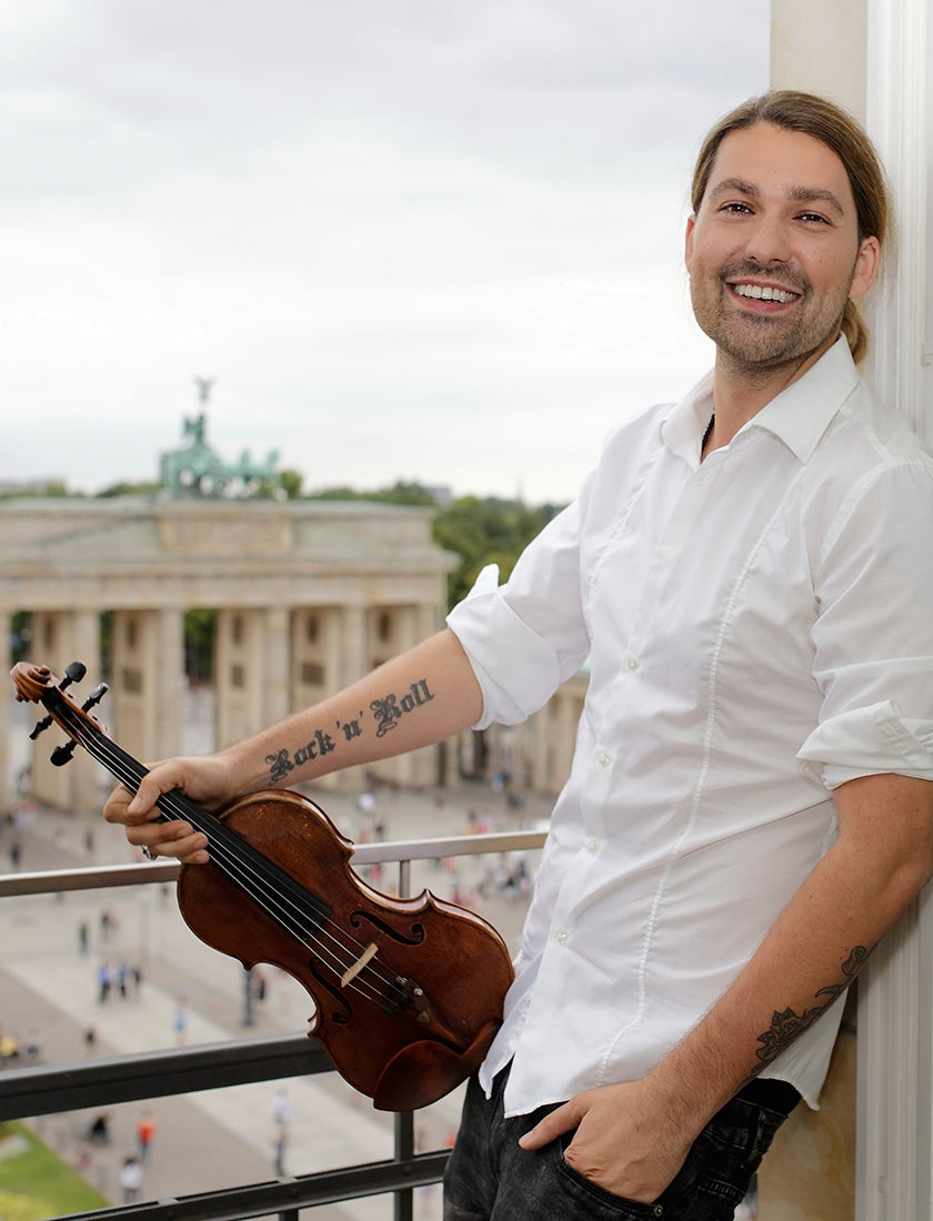 More Info for David Garrett