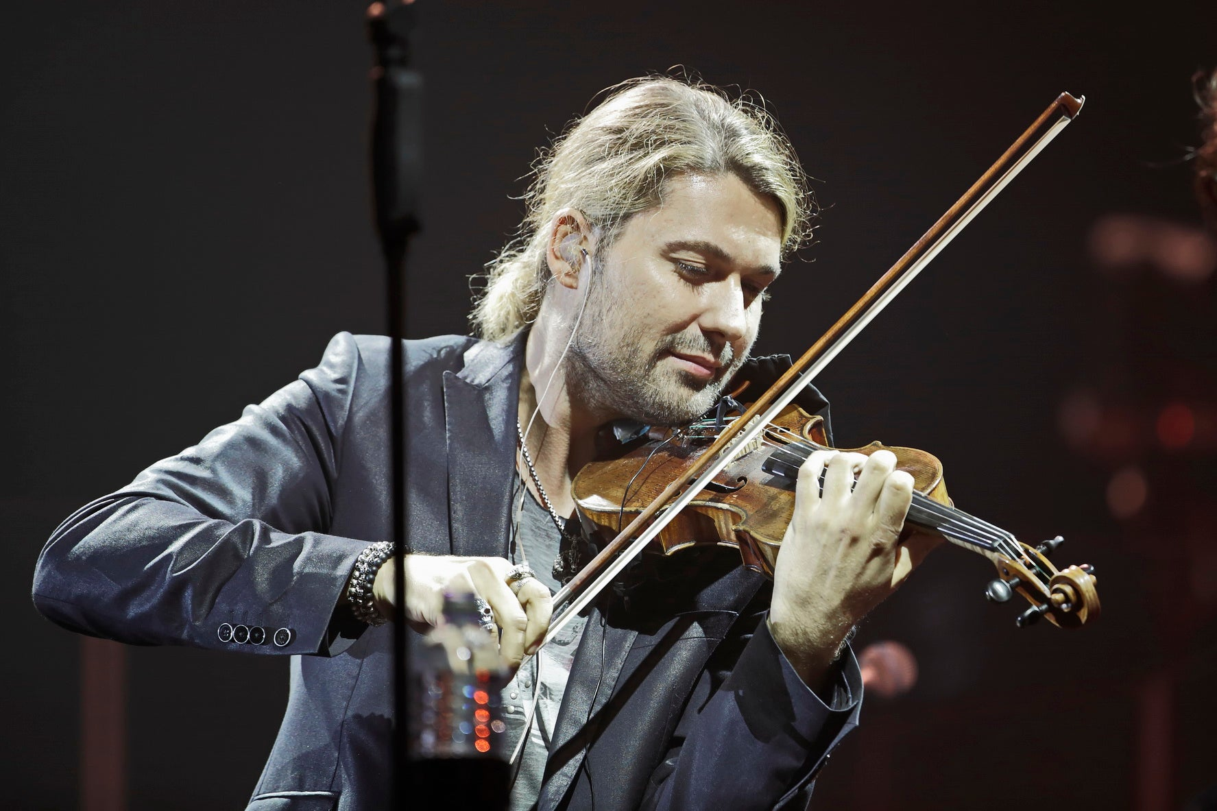 David Garrett Mercedes Benz Arena Berlin