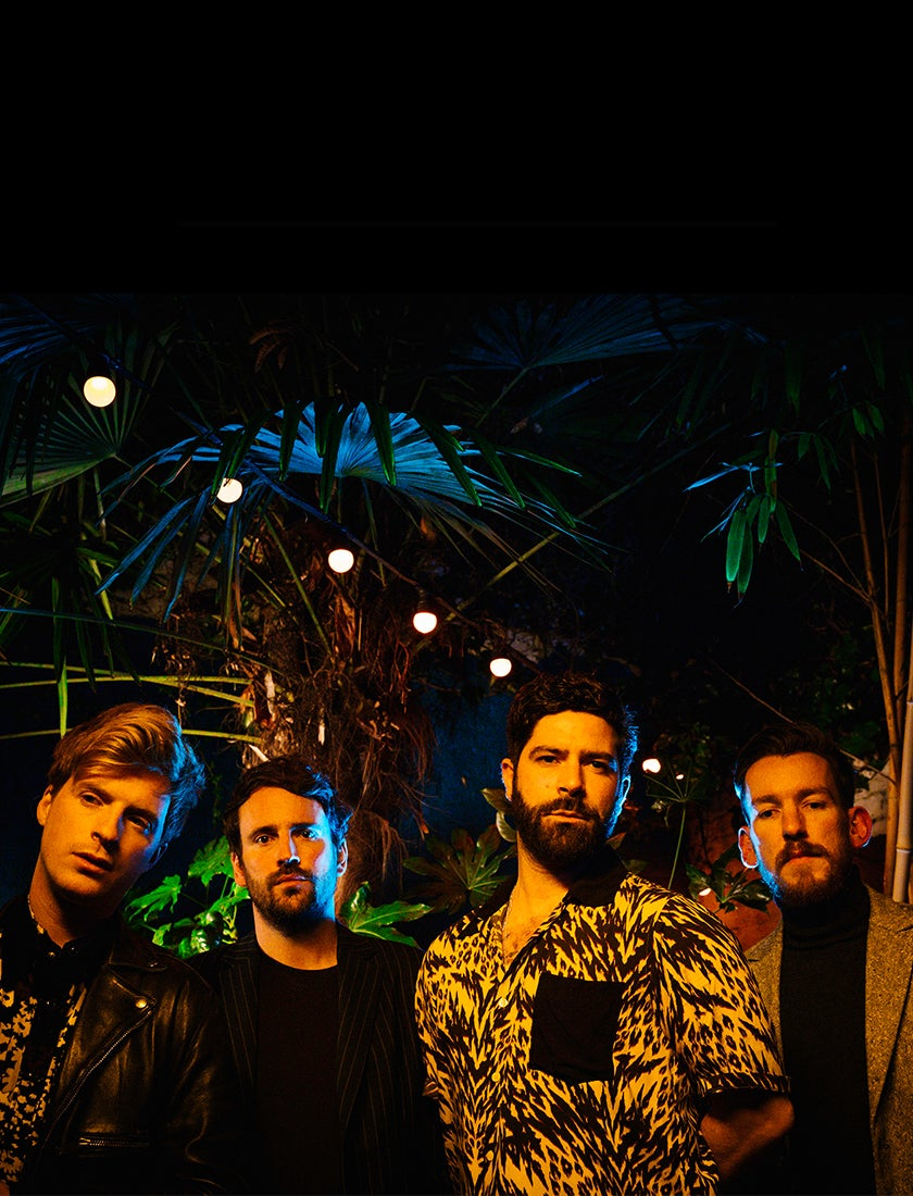 More Info for Postponed: Foals