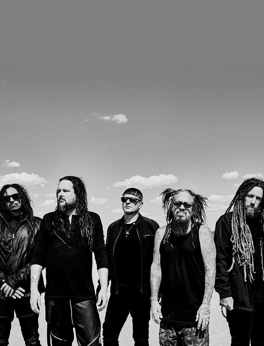More Info for New date: Korn