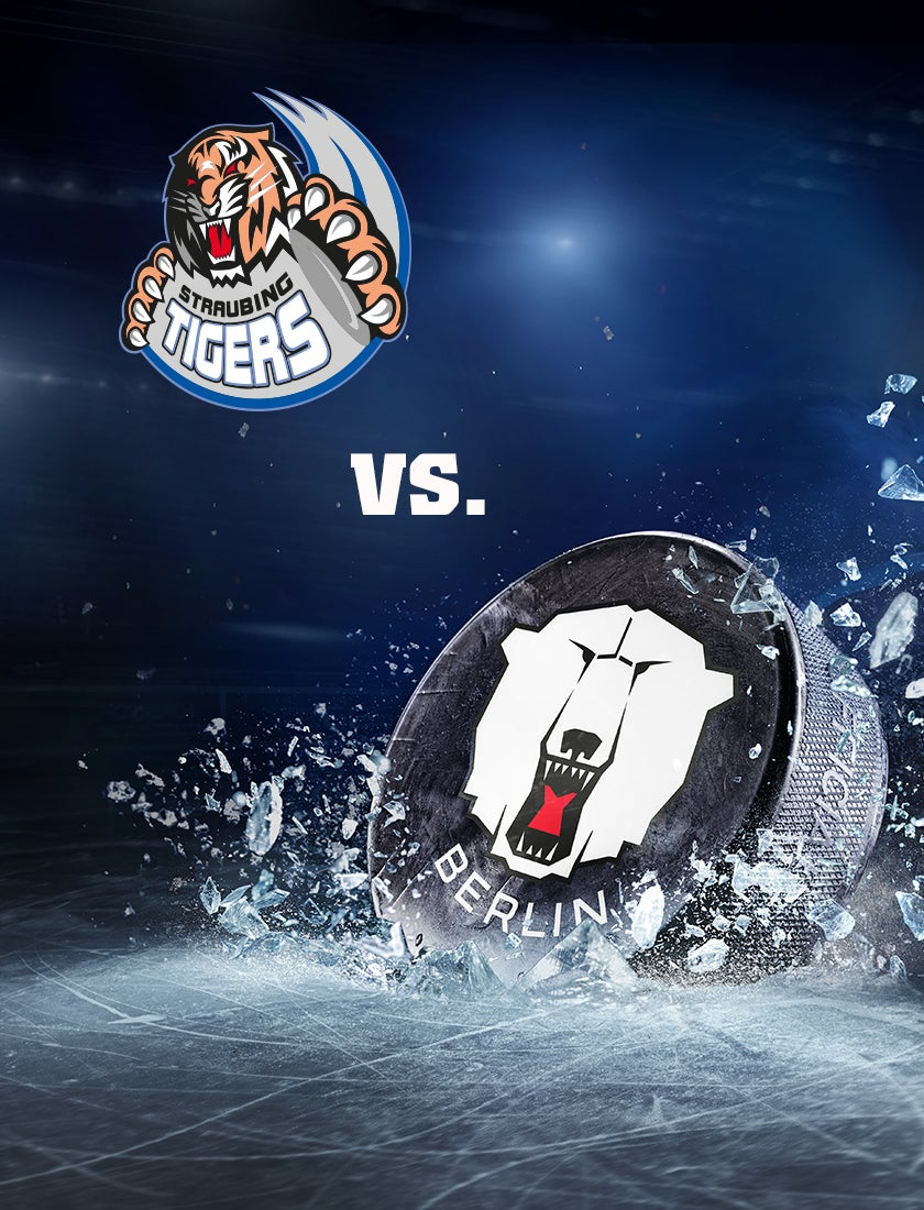 More Info for Eisbären Berlin - Straubing Tigers