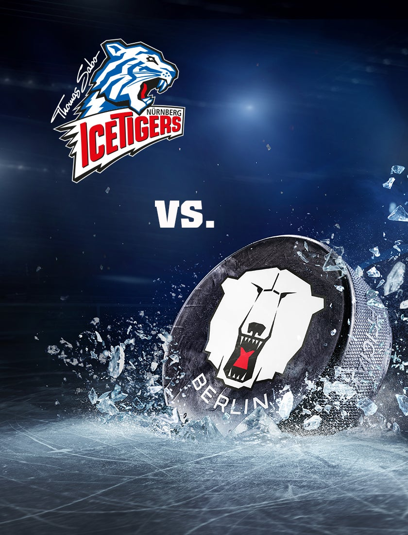 More Info for Eisbären Berlin - Thomas Sabo Ice Tigers