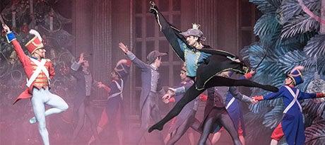 More Info for Cancelled: St. Petersburg Festival Ballet - Nussknacker