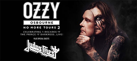 More Info for New date: Ozzy Osbourne
