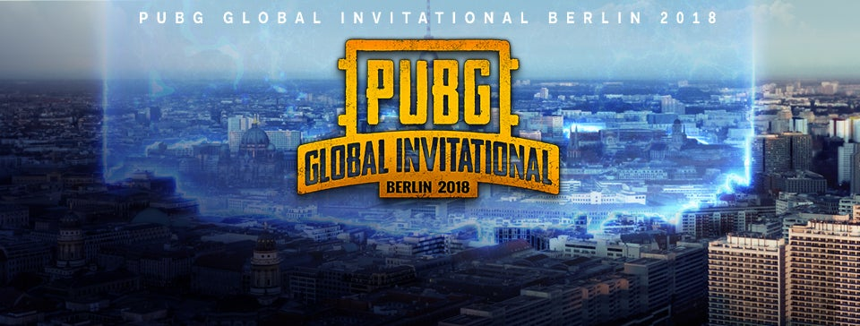 PUBG GLOBAL INVITATIONAL 2018 - Day 1: TPP Round | Mercedes-Benz